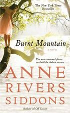 Burnt Mountain, Siddons, Anne Rivers, Good Book