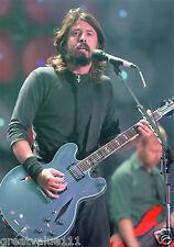 FOO FIGHTERS DAVE GROHL PHOTO UNIQUE UNRELEASED EXCLUSIVE 12INCH CLOSE UP 2007