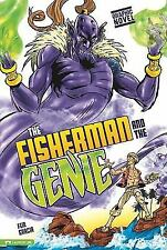 The Fisherman and the Genie (Classic Fiction)-ExLibrary