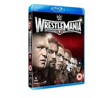 Official  WWE - Wrestlemania 31 (XXXI) 2015 Event Blu-Ray (2 Disc Set)