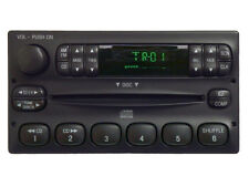 FORD AM FM Radio Stereo CD Player F250 F350 F450 Windstar Escape E150 E250 F550