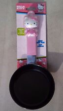 JOIE MSC HELLO KITTY PINK MINI SMALL FRY PAN SANDWICH EGG SANDWICH MUFFIN BAGEL
