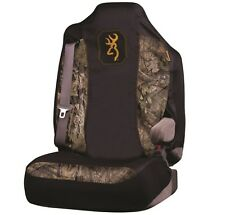 Browning Camo Bucket Seat Cover - Mossy Oak Break-Up Country Universal Fit