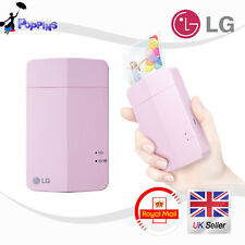 LG pocket photo PD251 mini portable mobile imprimante photo rose