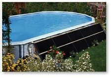 4'x10' Solar Swimming Pool Heater Replacement Panel (contains 2 panels  2' wide)