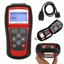 EOBD OBD2 OBDII Car Scanner Diagnostic Live Data Code Reader KW808 MS509 usa