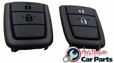 COMMODORE VE 2x  REPLACEMENT KEY REMOTE 2 BUTTON PAD Ute Wagon 2006-2013 new