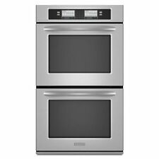 KitchenAid KEBU208SSS 30-Inch Convection Double Wall Oven Stainless
