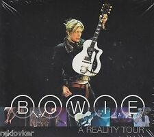 David Bowie / A Reality Tour 2003 - Greatest Hits Live, Bonus Tracks (2CDs, NEU)