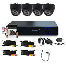 8CH 960H HDMI CCTV DVR 1300TVL Indoor CCTV Home Security IR-CUT Camera System US