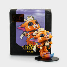 League of Legends LOL The Missing Link Gnar Figure Collection Toys New In Box