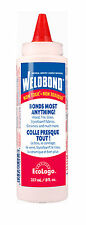 Weldbond 341mL Adhesive All Purpose Non Toxic No Fumes Eco Friendly NOT E6000
