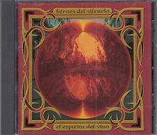Heroes Del Silencio  Espiritu Del Vino CD FASTPOST