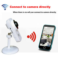 Wireless IP WiFi SD CCTV Security Camera Baby Monitor For Samsung Galaxy S7