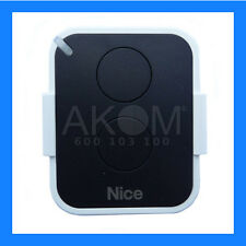 NICE ERA ONE ON2E (works with flor) 2-Channel Gate & Garage Door Remote Control