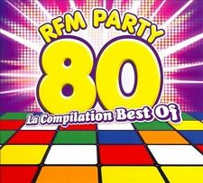 RFM PARTY 80 NEW CD