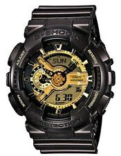 Casio G Shock * GA110BR-5A Anadigi Watch XL Gloss Brown & Gold COD PayPal