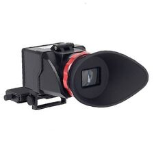 """GGS Swivi S6 3x Foldable Viewfinder for DSLR Video Cameras with 3"""" 3:2 LCD"""
