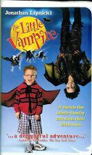 VHS~ THE LITTLE VAMPIRE ~2000 ~Jonathan Lipnicki ~Rollo Weeks ~Horror