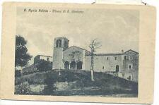 SANT' AGATA  FELTRIA  FP   VIAGG. 1926  CHIESA S. GIROLOMO  STUPENDA