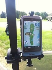 Golf Buddy PT4 Golf Cart Mount. Works on push carts too!
