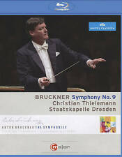 Bruckner: Symphony No. 9 [Blu-ray], New DVDs