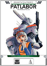 Patlabor . Mobile Police . The Complete Original OVA Series . Anime . 2 DVD NEU