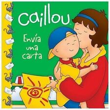 Caillou envÃa una carta (Caillou Clubhouse) (Spanish Edition)