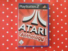 Atari Anthology PlayStation 2 ps2 en OVP con instrucciones