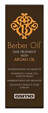 Osmo Berber Oil - Hair Treatment With Argan Oil - 100ml   3.38fl.oz NEW & FAST