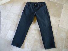 Dickies, Men's Heavy Duty, Carpenter/Work Jeans, Sz W35.5L32, 1939RBK, 100%C.