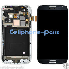 Samsung Galaxy S4 i545 L720 R970 LCD Screen Digitizer Touch Bezel Frame Black