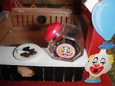 Rement Animal Carnival Container Cookies for Loving Family Dollhouse Dolls RARE