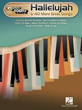 Hallelujah and 40 More Great Songs : E-Z Play Today Volume 104 (2015, Paperback)