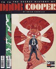 THE SECRET HISTORY OF D.B. COOPER #1,2,3,4,5 Oni Press Comics Brian Churilla SET