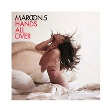 CD Maroon 5- hands all over