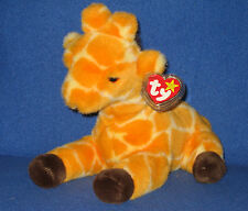 Retired TY TWIGS the GIRAFFE BEANIE BUDDY - MINT with MINT TAG