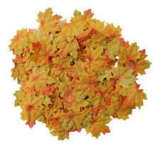 100 Autumn Leaves caduta WEDDING FOGLIA