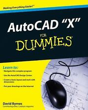 AutoCAD 2010 for Dummies by David Byrnes and Byrnes (2009, Paperback)