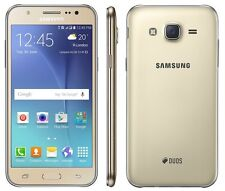 Samsung GALAXY j7 Gold Dual SIM Duos sm-j700h/ds OCTA CORE 13mp NUOVO OVP