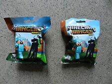 Minecraft Series 2 Hangers - 2 Packs