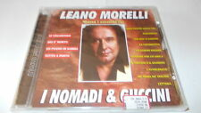 LEANO MORELLI canta NOMADI e FRANCESCO GUCCINI Cd ..... New