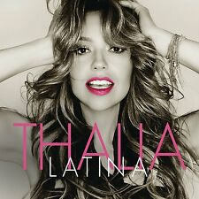 THALIA LATINA CD NEW