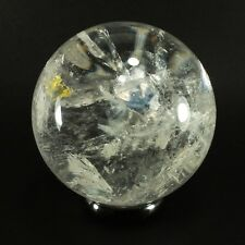 Quartz Polished Gemstone 50mm Sphere (EA2486) Crystal healing ball