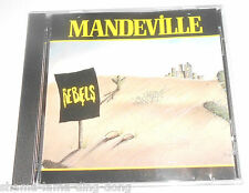 Rebels - Mandeville (Gaston) (CD 1990 Trafic) Rock Folk Pop AOR OOP RARE