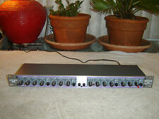 Aphex 109, 4 Band Tube Parametric Equalizer, Eq, Vintage Rack