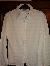 Cream Blouse by Next Size 14 BNWOT