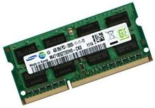 4GB RAM DDR3 1600 MHz Asus Notebooks VivoBook S550CM X401A Samsung SODIMM