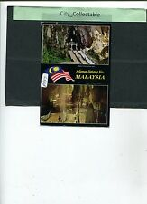 P697 # MALAYSIA USED PICTURE POST CARD * BATU CAVE