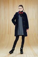Marc by Marc Jacobs Paddington Wool Blend Duffle Toggle Pea Coat Size Small